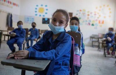 Pediatras piden seguir con las medidas sanitarias anticovid