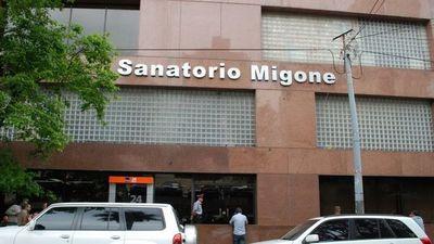 La familia de Renato solicita el  embargo de los bienes del Sanatorio Migone