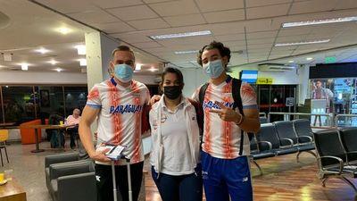 Atletas paraguayos van al Sudamericano U23