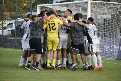 Tacuary, a cuartos de Copa Paraguay
