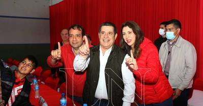 La Nación / La ANR logró el 100% de las victorias en las intendencias en Caazapá