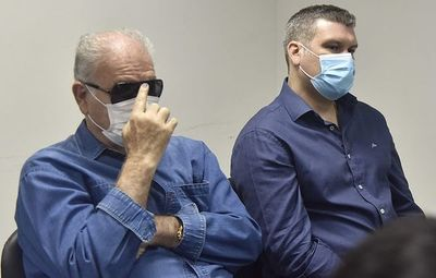 Juicio oral de RGD y su hijo será transmitido en vivo desde hoy