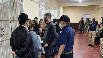Cuádruple crimen: Allanan celda vip en cárcel de Pedro Juan Caballero