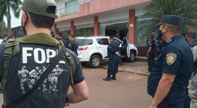 Proyectiles de Dimabel fueron utilizados en atentado de PJC, revela informe