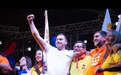 """Prieto asegura que ahora no tendrá necesidad de """"pactar"""" con concejales de la Junta de CDE"""