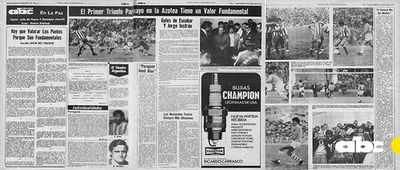 El recuerdo de la única victoria de Paraguay en La Paz