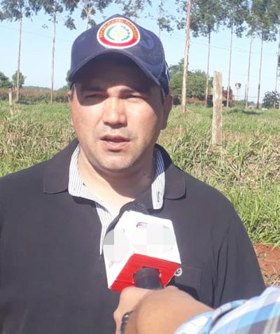 Diego Ríos advierte que las puertas de Minga están cerradas para invasores – Diario TNPRESS