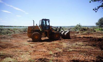 Gobernación inicia obra para construir playa municipal en el lago Itaipú en Hernandarias – Diario TNPRESS