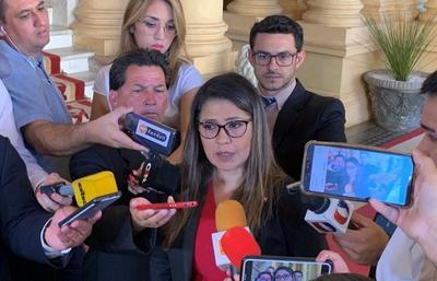 Ministra de Justicia dispuso intervención de la penitenciaria de Pedro Juan Caballero
