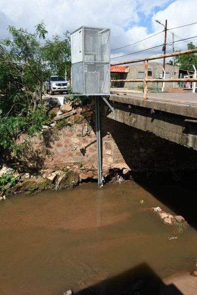 """El Mades gastó G. 1.400 millones en equipos para """"monitorear"""" contaminación de arroyos"""
