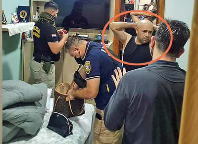 Intervienen «celda vip» de narco en penitenciaria de PJC