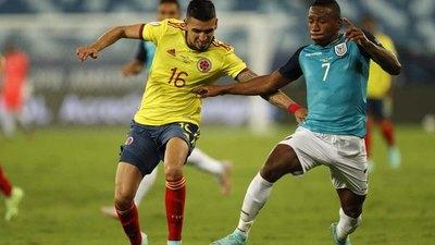 Colombia vs. Ecuador, una 'final' para fortalecer los sueños de clasificación