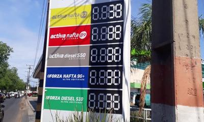 Sedeco verifica carteles de precios de combustible