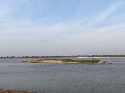 Hace 8 días que el Río Paraguay se alejó de bajante histórica