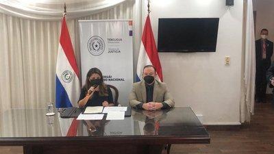 Ministerio de Justicia interviene y cierra la cárcel de Pedro Juan Caballero