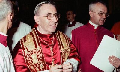 Juan Pablo I será beatificado