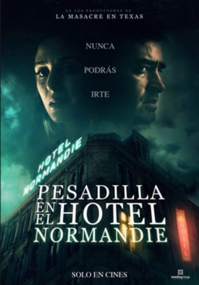 Pesadilla en el Hotel Normandie (2D)