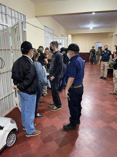 Ministra de Justicia ordena cierre de cárcel de Pedro Juan Caballero