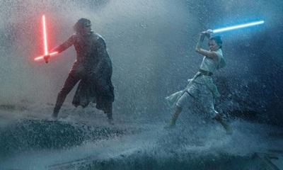 """""""Star Wars: Los últimos Jedi"""" llega a Telefuturo"""
