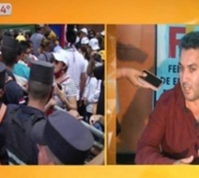 Docentes no aceptan propuesta del Gobierno y siguen en huelga