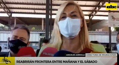 Argentina habilitaría un cupo de hasta 800 personas por día para ingresar a Posadas