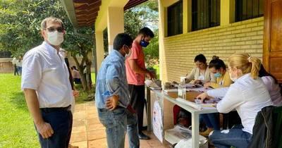"""La Nación / El """"comandante"""" Rojas pone fin a hegemonía liberal en Mbuyapey"""
