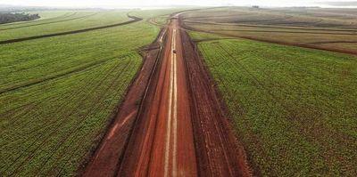 Obras en el acceso a Puerto Torocuá de Alto Paraná registran 45% de avance