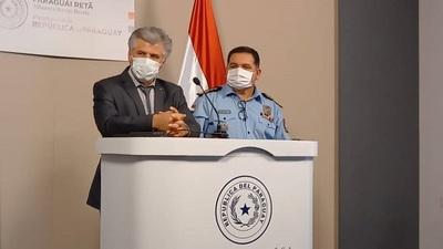 Senado convoca a Giuzzio tras atentados y creciente inseguridad