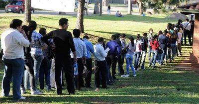 Centrales obreras acompañan proyecto de ley de seguro de desempleo