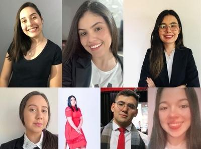 Estudiantes de la UNE integran coalición mundial de jóvenes