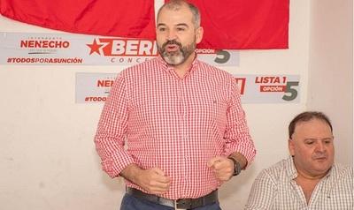 """""""No es suficiente con ganar elecciones, tenemos que ganar la gestión"""", afirmó concejal colorado electo Enrique Berni"""