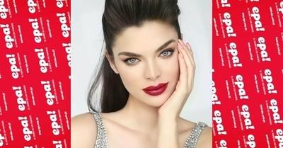 [VIDEO] La pasarela de Nadia Ferreira con miras al Miss Universo 2021
