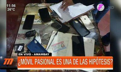 Las hipótesis del cuádruple crimen en Pedro Juan Caballero