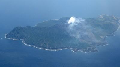 Entra en erupción en Japón uno de los volcánes más activos del mundo