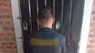 Golpeó brutalmente a su novia embarazada y quedó detenido