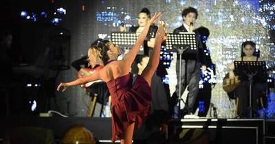 """La Nación / """"Sinatra Songs"""", un show al estilo Broadway, con 12 bailarines y Purahei Soul"""