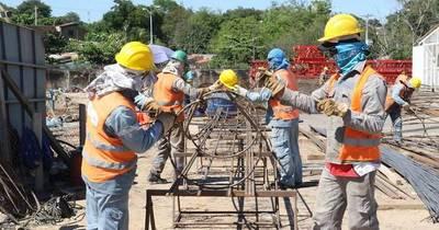 La Nación / Empleos en el sector de la construcción fueron muy afectados por la pandemia