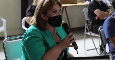 La Nación / Tribunal Electoral proclama a Carolina Aranda como intendenta de Mariano Roque Alonso