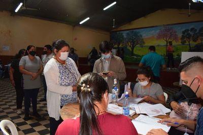 Mujeres de partidos tradicionales llegan a la Intendencia y Junta Municipal, en Paraguarí
