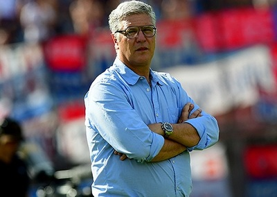 Álvaro Gutiérrez dejó de ser técnico del Club Olimpia