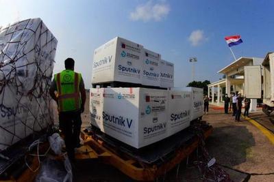 Paraguay recibe 308.000 dosis del segundo componente y completa compra de Sputnik V – Prensa 5