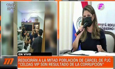 Cerrarán el penal de Pedro Juan Caballero para nuevos ingresos