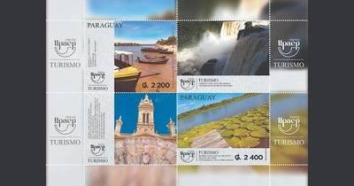 La Nación / Yacaré yrupé ya es sello postal