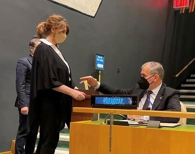 Paraguay electo como miembro del Consejo de Derechos Humanos de Naciones Unidas