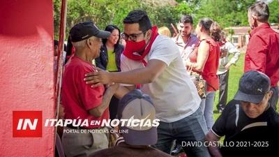 SE LANZÓ A LA ARENA POLÍTICA CON 23 AÑOS Y CON 24 AÑOS FUE ELEGIDO CONCEJAL DE YATYTAY.