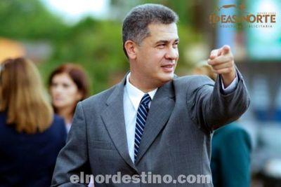 José Carlos Acevedo fue reconocido por su gestión y consiguió la reelección por amplia mayoría en Pedro Juan Caballero