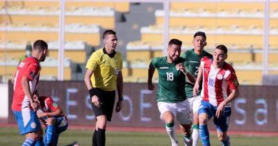 Paraguay cae ante Bolivia y queda con un pie fuera del Mundial