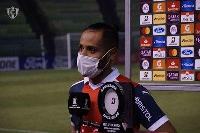 Mateus Gonçalves niega la ingestión intencionada de sustancias prohibidas