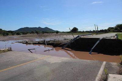 Huracán Pamela deja severas inundaciones en el estado mexicano de Nayarit