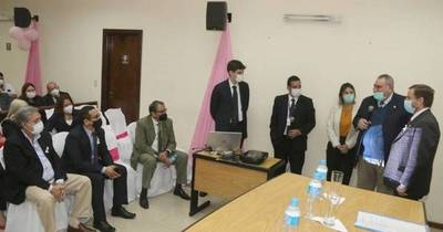 La Nación / Capacitan a jueces de Paraguarí sobre el expediente judicial electrónico